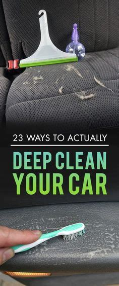how to deep clean car upholstery 1000 ideas about car upholstery cleaner on pinterest