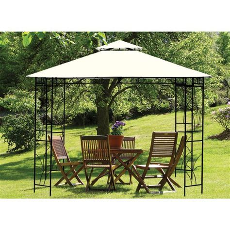 gazebo cover replacement merion gazebo replacement cover buy at qd