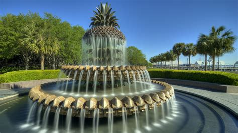 Charleston Sc Records Strolling Through Waterfront Park In Charleston South Carolina Southeastern
