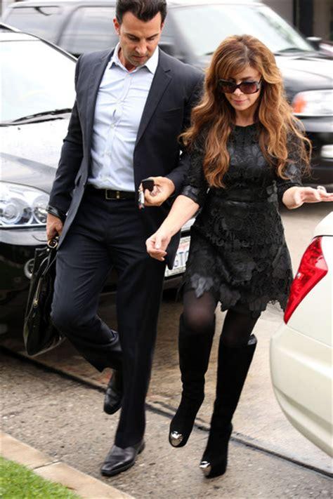 Paula Abdul Still Has A Boyfriend by Jon Caprio Photos Photos Zimbio