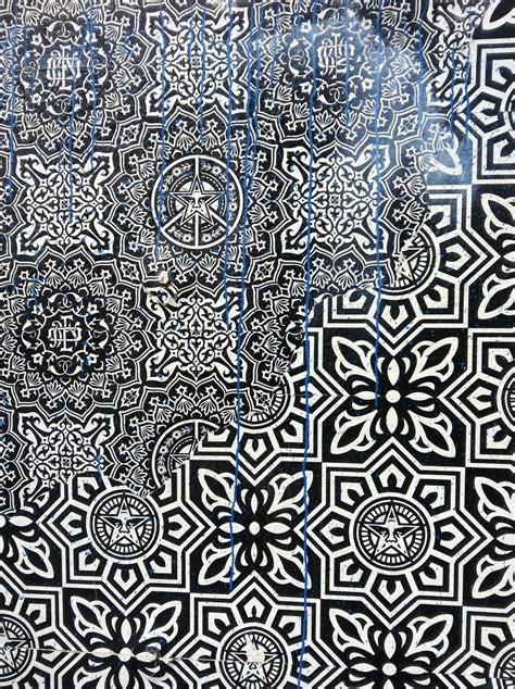 pattern graffiti artists free stock photo of graffiti obey propaganda pattern
