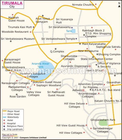 Tirumala Cottages List by Live Chennai Tirupathi More Information Vaikuntam Queue