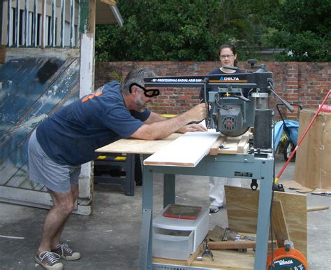 whatever happened to the radial arm saw homebuilding