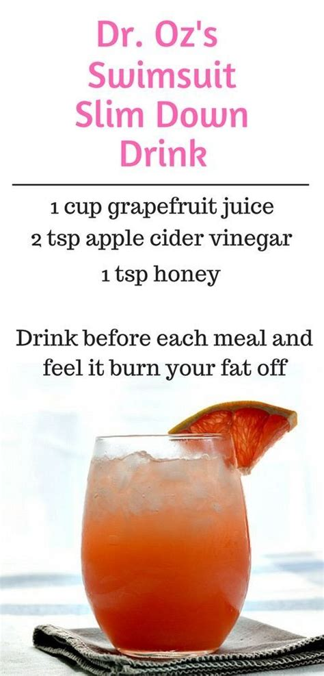 Tummy Detox Dr Oz by 25 Best Ideas About Apple Cider Vinegar On