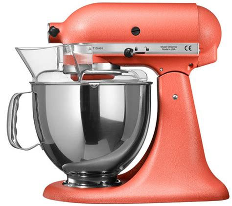 Mixer Artisan buy kitchenaid 5ksm150psbcd artisan stand mixer terracotta free delivery currys
