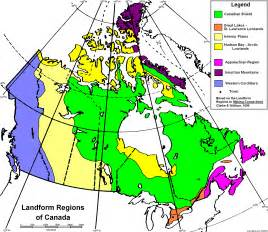 landform regions of canada mybcadventure