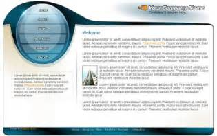 it company templates free website template 91 about company product page news