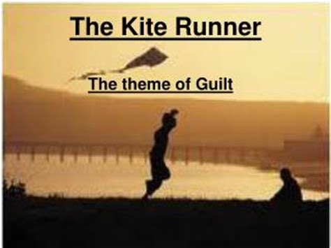 the kite runner truth theme ppt the kite runner chapters 8 11 powerpoint