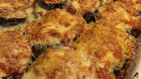 crunchy eggplant parmesan recipe allrecipescom