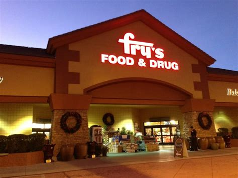frys food drug stores    reviews grocery   alma school  chandler