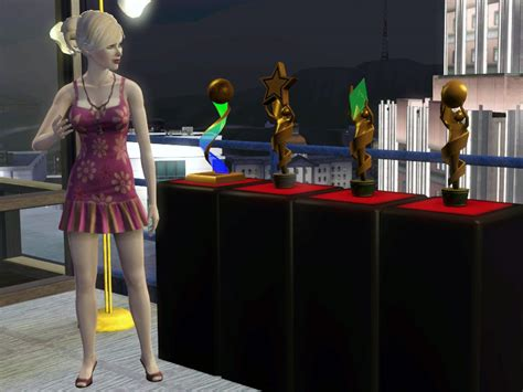 actress career sims 4 sims 3 late night celebrity gifts film career rewards