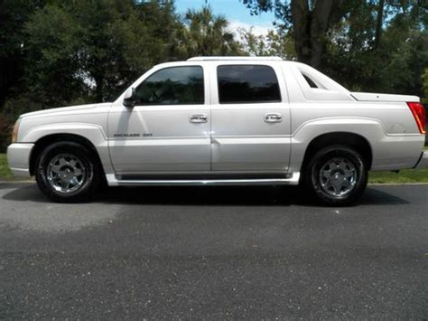 buy used 2002 cadillac escalade ext in ta florida united states for us 7 900 00