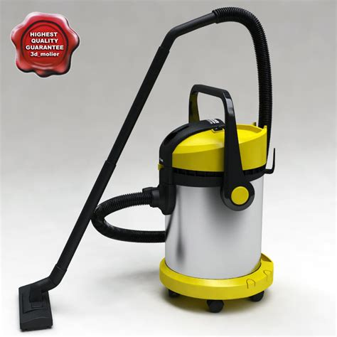 Vacuum Cleaner Karcher A 3ds max vacuum cleaner karcher 2554