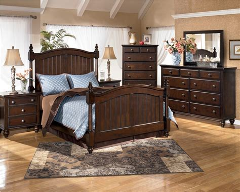ashley poster bedroom sets ashley furniture camdyn poster bedroom set b506