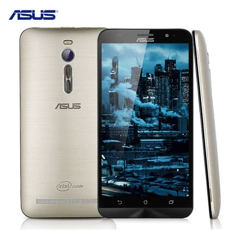 Asus Zenfone 2 Ze551ml Lte 16gb Ram 2gb Garansi Resmi aliexpress buy asus zenfone 2 ze551ml 5 5 quot 4g cell phones intel atom z3560 1 8 ghz 2gb ram