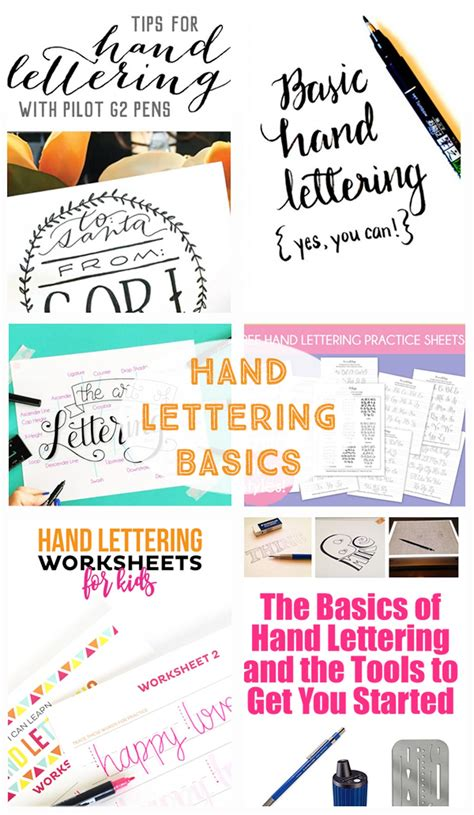 tips and tricks using free printables in home decor hand lettering tutorials