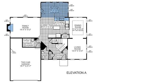 ryan homes mozart floor plan ryan homes mozart model floor plan thefloors co