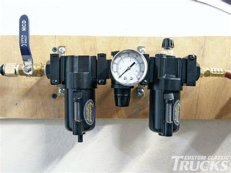 compressed air system install hot rod network