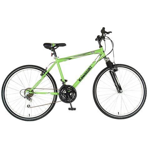 Kawasaki Mountain Bike by Kawasaki 174 K26 S Hardtail 26 Quot Mountain Bike 222843