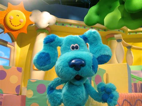 1000 images about blue s clues on blues clues - Blues Room