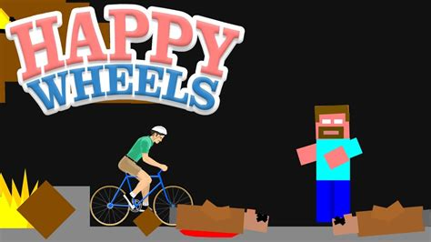 full download happy wheels the minecraft adventure happy wheels herobrine s uprising minecraft adventure