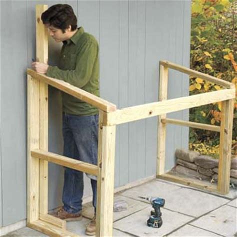 How To Build A Garbage Shed by Outdoor Trash Shed Wood Shed Plans 6 Planning Tips