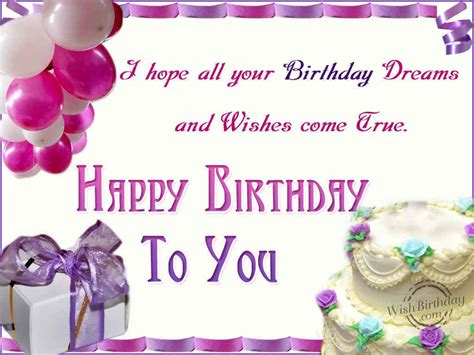 Wishes Happy Birthday Birthday Wishes Birthday Images Pictures
