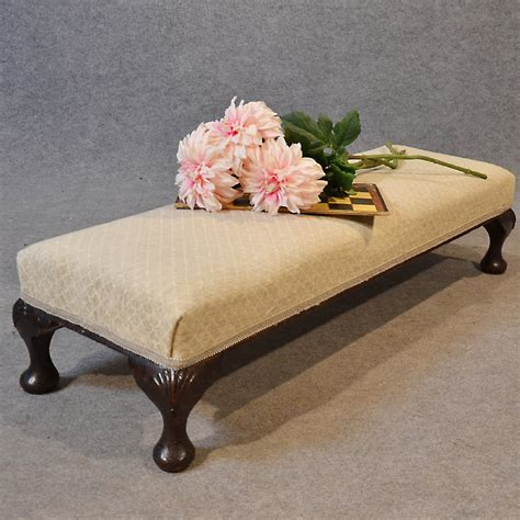 Low Foot Stool by Antique Foot Stool Carriage Footstool Low Seat