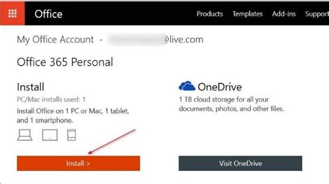 how to deactivate your office 365 installation