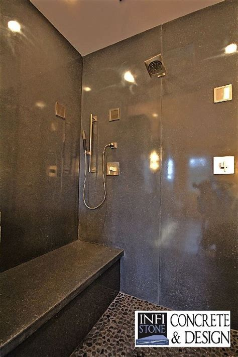 19 best images about Concrete showers on Pinterest