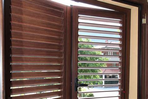 persiane in pvc o alluminio persiane in alluminio la qualit 224 dei migliori scuri in