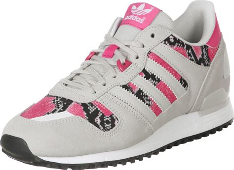 adidas zx 700 w shoes grey pink