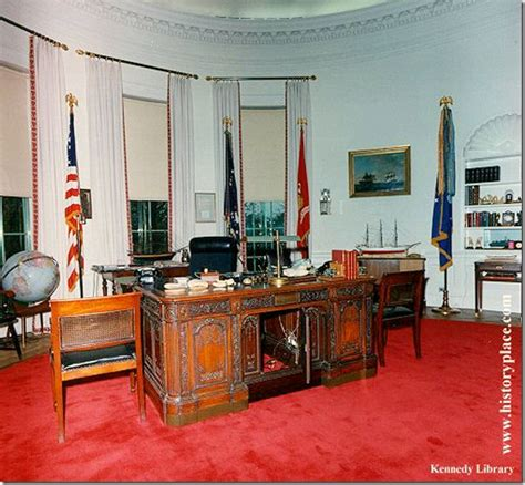 oval office changes cote de texas the oval office before after