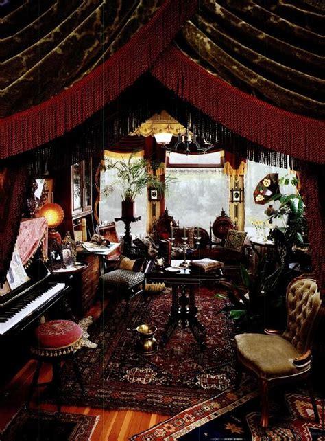 victorian parlour  house interiors