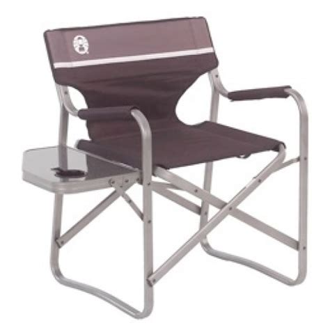 coleman chair with table coleman aluminum deck chair with table thailandoutdoor shop