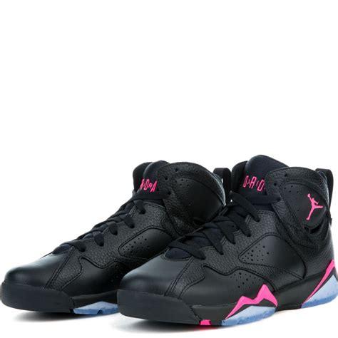 air jordan 7 women c air jordan 7 retro gg black hyper pink hyper pink