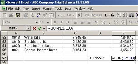 Debit Credit Formula Excel Formula For Retained Earnings On Balance Sheet