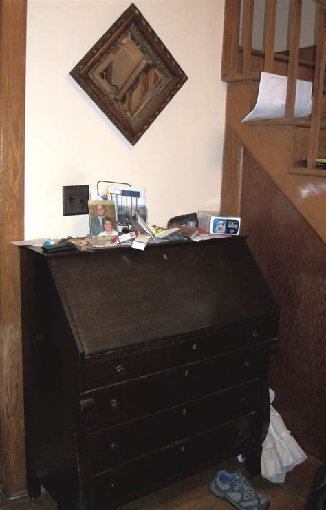 Family Desk by Preservation And Site Context Geneva Historical Society