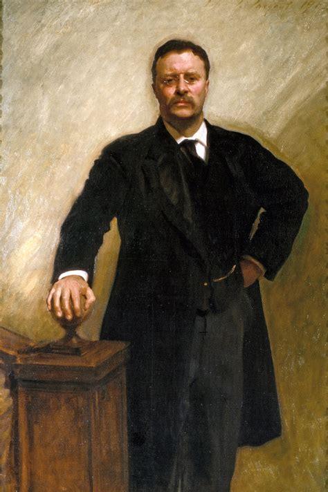 Theodore roosevelt theodore roosevelt by john singer sargent 1903 jpg