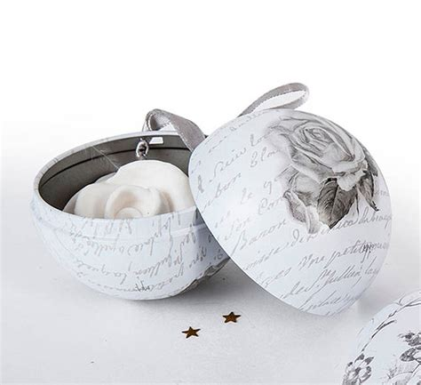 rose bauble gift box by the rose shack