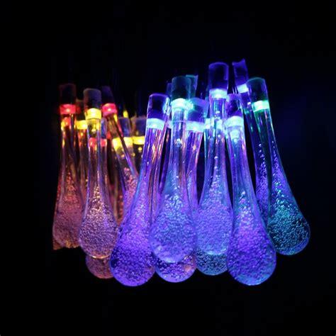 solar led string lights tanbaby 40m solar led string light 400led waterproof