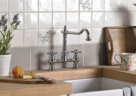 B Q Kitchen Sink Mixer Taps by Kitchen Taps Pillar Mixer Taps Diy At B Q
