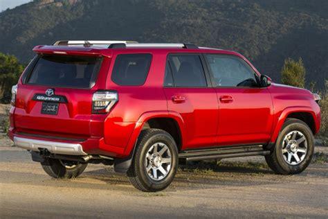 toyota 4runner 2016 interior 2016 toyota 4runner price interior exterior engine