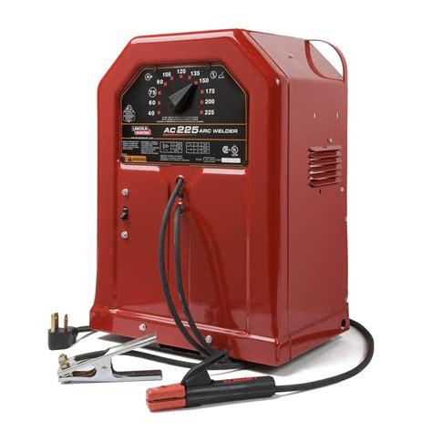 lincoln electric ac225 arc welder lowe s canada