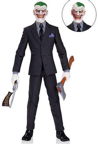 Figure Joker 13 dc designer greg capullo series 4 the joker 6
