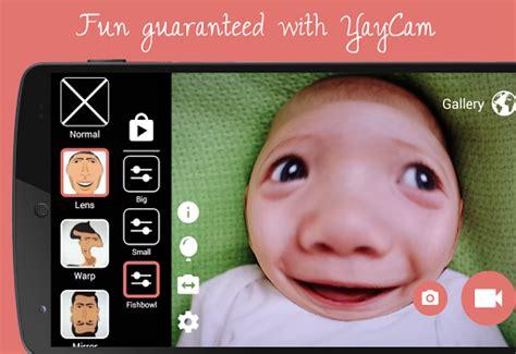 efectos para cam camara efectos video yaycam android market