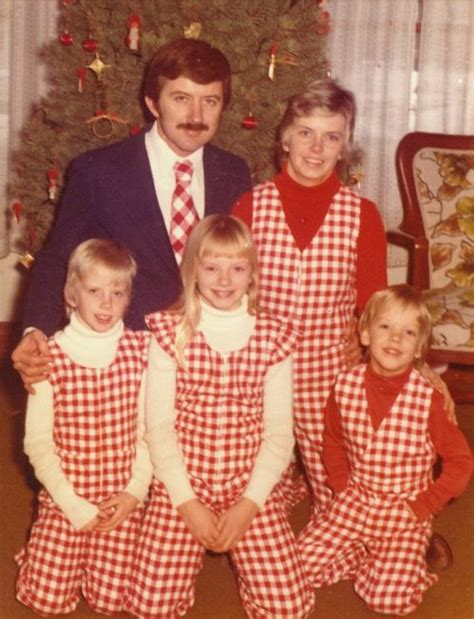 Ho Ho Horrible The Worst In Attire by Bad Family Photos 24 Ho Ho Horrible S Team