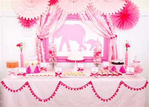 themes for girl baby shower baby shower decorations for girls party favors ideas