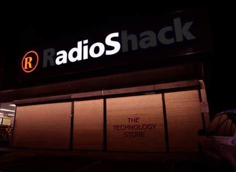 Closing Up Shop by Sign Of The Times Adios Radioshack Radioshack