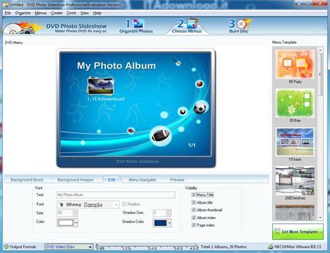 album themes for photo dvd slideshow dvd photo slideshow professional 8 06 scarica gratis